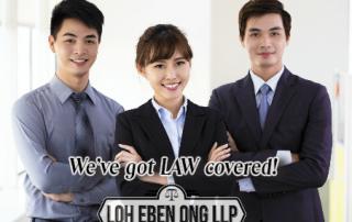 Loh Eben Ong Singapore Lawyers